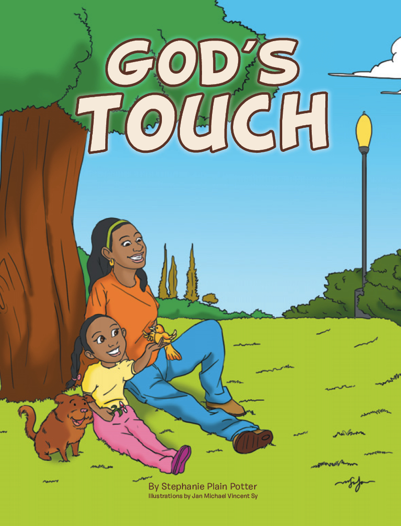 God's Touch by Stephanie Plain Potter